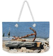 Anchor Weekender Tote Bag