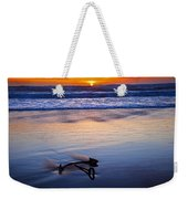 Anchor Ocean Beach Weekender Tote Bag