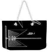Anchor Patent Weekender Tote Bag