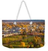 Anchorage Landscape Weekender Tote Bag