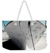 Anchored Ashore Weekender Tote Bag
