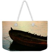 Anchored For The Day Weekender Tote Bag