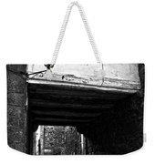 Ancient Alley In Tui Bw Weekender Tote Bag