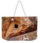 Ancient Anasazi Honeycomb Granary Ruin  Weekender Tote Bag
