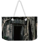 Ancient Angkor Cambodia Weekender Tote Bag