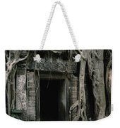 Ancient Angkor Weekender Tote Bag by Shaun Higson