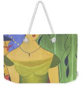 Ancient Beauty Weekender Tote Bag