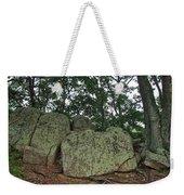 Ancient Boulders Weekender Tote Bag