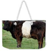 Ancient Breed Belted Galloway Weekender Tote Bag
