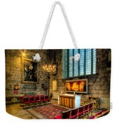 Ancient Cathedral Weekender Tote Bag
