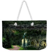 Ancient Caves And Nature Weekender Tote Bag