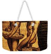Ancient Chamorro Society 2 Weekender Tote Bag