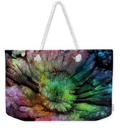 Ancient Flower Weekender Tote Bag