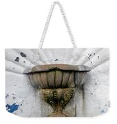 Ancient Fountain Weekender Tote Bag
