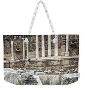 Ancient Fountain Weekender Tote Bag