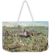 Ancient Jerusalem Weekender Tote Bag