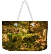 Ancient Weekender Tote Bag