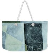 Ancient Landscape, 1982 Oil On Hardboard Weekender Tote Bag