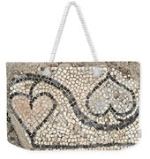Ancient Mosaic Weekender Tote Bag