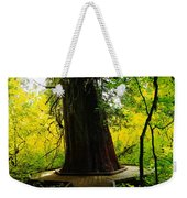 Ancient Old Growth Weekender Tote Bag