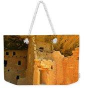 Ancient Pueblo Dwelling Ruins Two Weekender Tote Bag