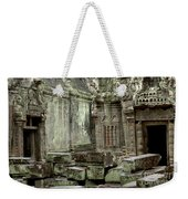 Ancient Ruins Cambodia Weekender Tote Bag