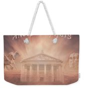 Ancient Spirits Weekender Tote Bag