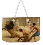 Ancient Sport Weekender Tote Bag