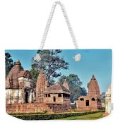 Ancient Temple Complex  - Amarkantak India Weekender Tote Bag