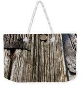 Ancient Timber Weekender Tote Bag