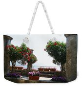 Ancient Town Of Ravello Italy Weekender Tote Bag