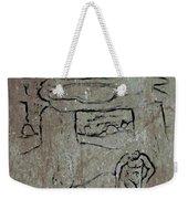 Ancient Wall Art Weekender Tote Bag