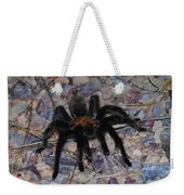 And Along Came A Little Spider .  Weekender Tote Bag