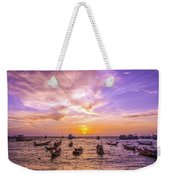 And Every Sunset Will Bring You That Much Nearer... Weekender Tote Bag
