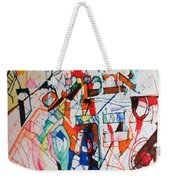 and I trust in You Weekender Tote Bag