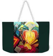 Weep For The Children Weekender Tote Bag
