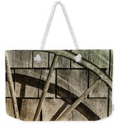And The Big Wheel Goes Around Weekender Tote Bag