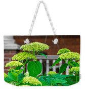 And The Livin' Is Easy Weekender Tote Bag