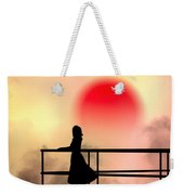 And The Sun Also Rises Weekender Tote Bag