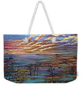 And The Trees Clapped Their Hands Weekender Tote Bag