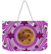And The World Is Still Round Weekender Tote Bag
