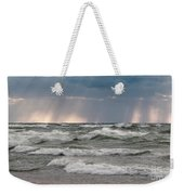 And There Was Light Weekender Tote Bag