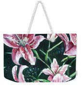 And They Called Her Lily Weekender Tote Bag