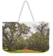 And Time Stood Still Weekender Tote Bag