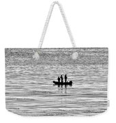 And You Feed Him For A Lifetime Weekender Tote Bag