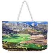 Andalucia Landscape In Spain Weekender Tote Bag