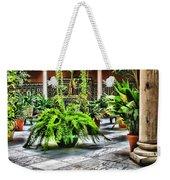 Andalusian Courtyard In Sevilla Spain Weekender Tote Bag