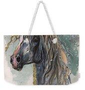 Andalusian Horse 2014 11 11 Weekender Tote Bag