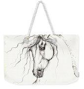 Andalusian Horse Drawing 04 11 2013 Weekender Tote Bag