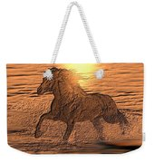 Andalusian Sunset Weekender Tote Bag